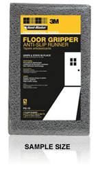 Free Sample of 3M Floor Gripper Anti-Slip Runner