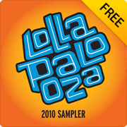 Free Lollapalooza Sampler from iTunes