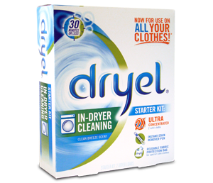 Try Dryel for Free After Mail-in Rebate