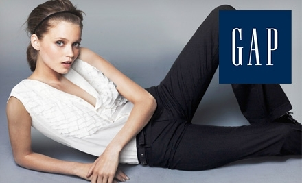 Hot Deal: $50 in Gap Apparel for $25 (8/19 only!)