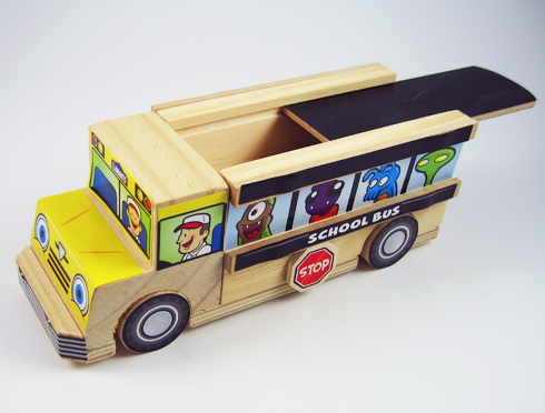 Free Lowe's Build and Grow Clinic: School Bus