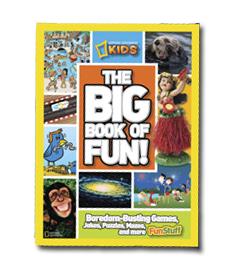 Free National Geographic Kids Big Book of Fun