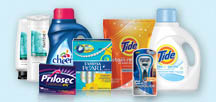 Get $110 in P&G Coupons After Mail-in Rebate
