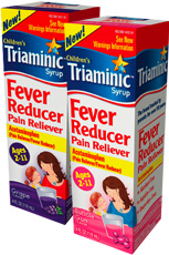 Free Bottle of Triaminic after Mail-in Rebate