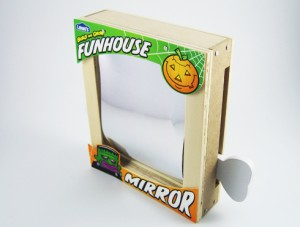 Build a free Fun House Mirror at Lowe's