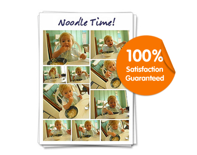 Free 8x10 Collage Print at Walgreens