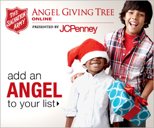 Salvation Army Angel Giving Tree Online