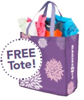 Free Tote at Babies R Us
