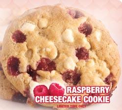Free cookie at Subway