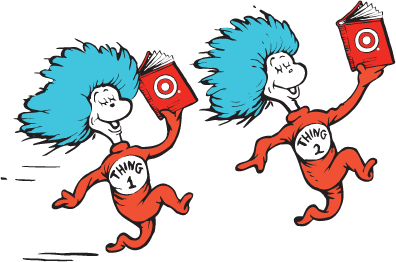 Free Dr. Suess Storytime at Target (2/26)