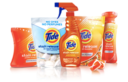 Get a Free Sample of Tide Stain Release