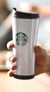Starbucks Reusable Mug