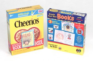 Win a Cheerios Spoonfuls of Stories Prize Pack