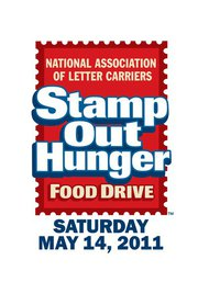 Help Stamp Out Hunger Saturday May 14