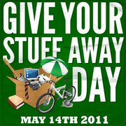 Give Your Stuff Away Day