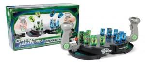 Green Lantern Quickshot game