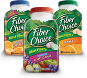 Get a Free Sample of FiberChoice