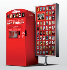 Free movie and game rentals at Redbox