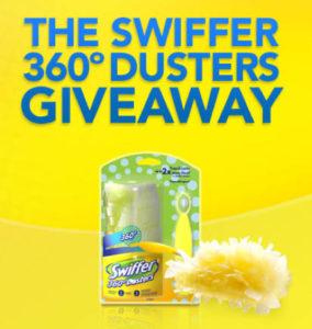 Swiffer 360 Giveaway
