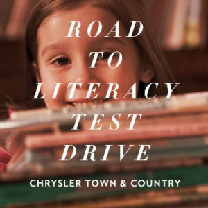Road to Literacy Test Drive