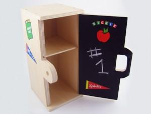 free school locker project