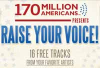 170 Milion Americans Music Download