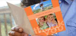 Free Folded Photo Cards at Snapfish