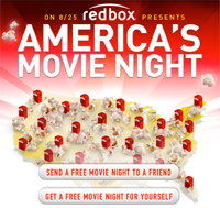 Redbox America's Movie Night