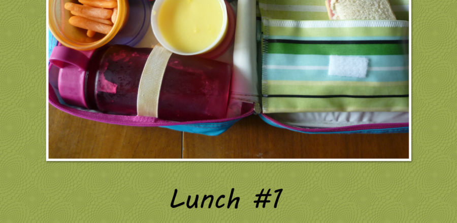 Green Up School Lunches with 5 Days of Ideas