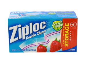 Save Up to 40% on Ziploc, Huggies & More