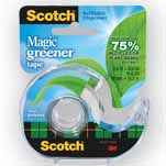 Scotch Magic Greener Tape