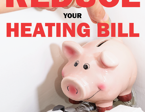 24 Easy Ways to Reduce Your Heating Bill