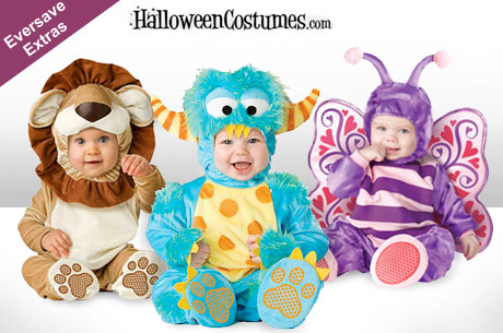 Get $20 in Halloween Costumes for $10