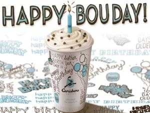 Happy BouDay!