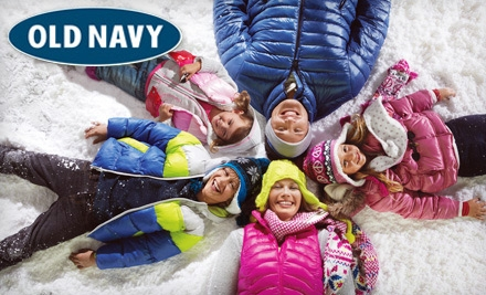 Old Navy Groupon Deal