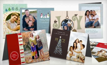Picaboo holiday cards