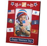 Veterans Day Picture Frame