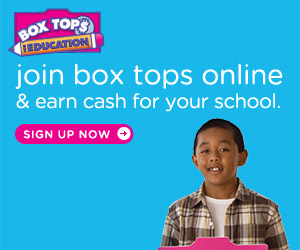 Sign-up for Box Tops for Education