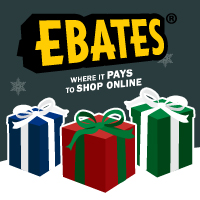 Save online with Ebates