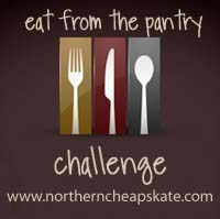 Embarking on an Eat from the Pantry Challenge