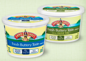 Land O Lakes Fresh Buttery Taste Spreads