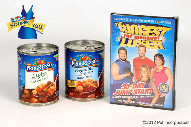 Win a Progresso Souper You Prize Pack
