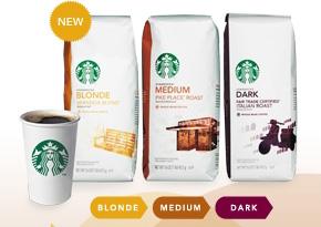 Starbucks Sampling Event