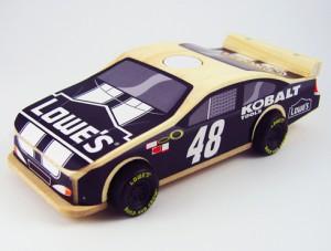 Rumblin' Race Car project at Lowe's