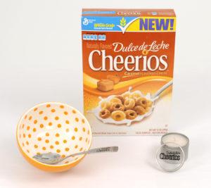 Dulce de Leche Cheerios Prize Pack