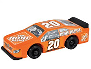Free Home Depot Kids Workshop: Race Car