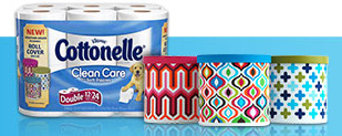 Cottonelle Respect the Roll