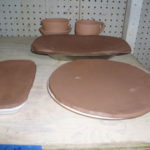 Fourth pottery class