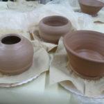 Third pottery class