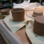 Second pottery class